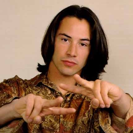 Put a Ring on It, Keanu