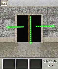 100 Locked Doors Level 19 20 21 Hints