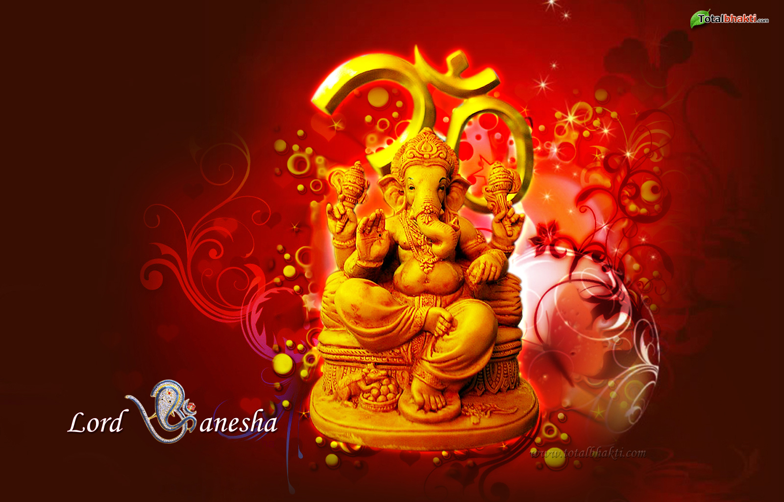 lord ganesha wallpaper computer background - photo #15
