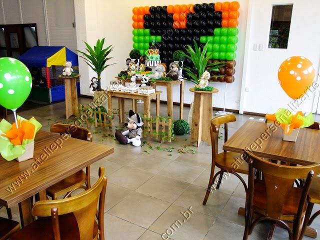 decoracao festa infantil mickey provencal