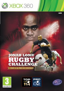 Download - Jonah Lomu Rugby Challenge 2 - Xbox 360