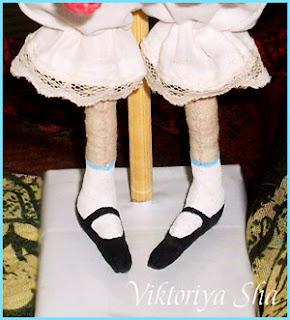 кукла тыковка Лиза