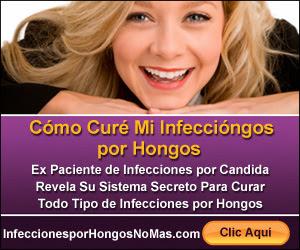 Elimine las infecciones por hongos