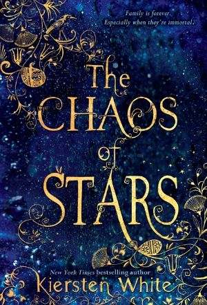 Review of The Chaos of Stars by Kiersten White: Remember when you were a teenager and your parents were SO EMBARRASSING? Apparently they are even MORE embarrassing if they are Egyptian gods.