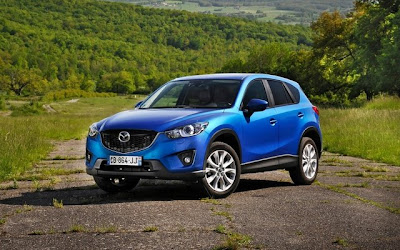 Mazda CX-5 - sales that exceed expectations