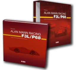 "Rezension Thomas Nehlert: ""Alan Mann Racing – F3L/P68"" und ""Ford Escort RS1600-Safari 1972"" McKlei"