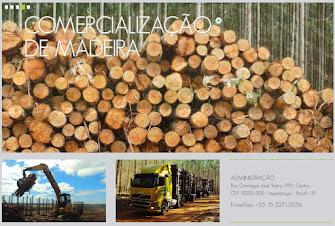 Potencial Florestal Comercio e Transporte de Madeira