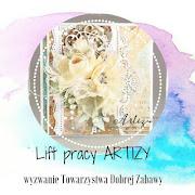 Lift kartki Artizy