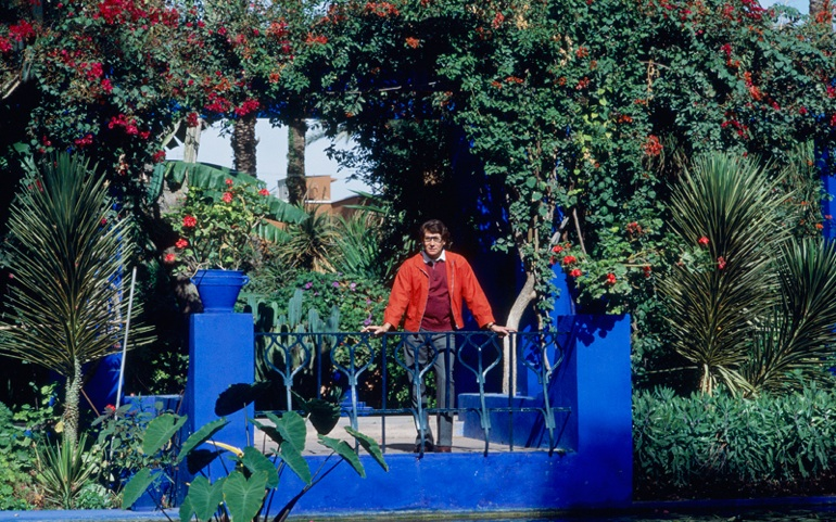 Yves saint laurent majorelle for Jardin ysl marrakech