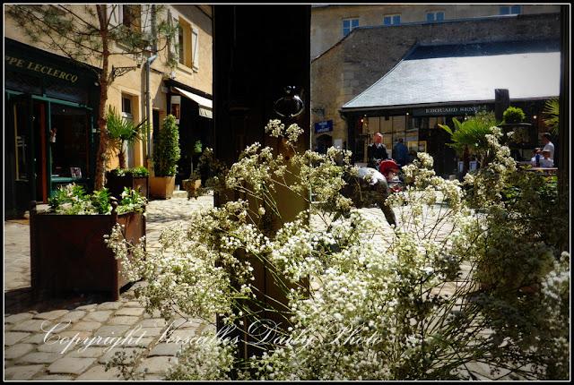 Quartier de la gêole Versailles antiques district