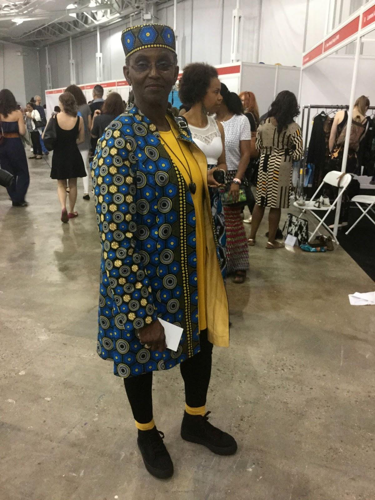 Vakwetu Style African Inspired Street Style Africa Fashion Week London 2015