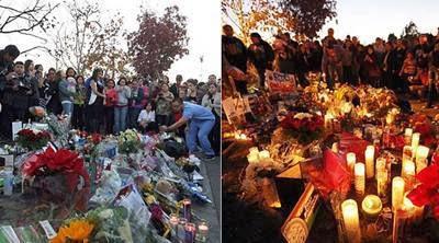 Foto Pemakaman Paul Walker