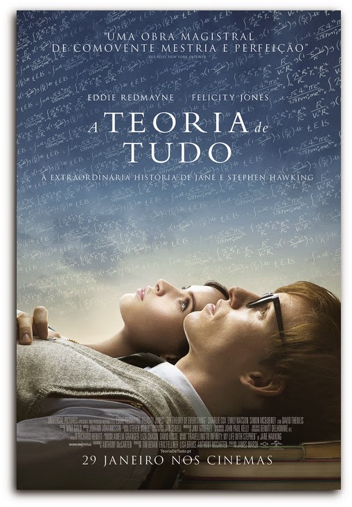 The Theory of Everything [A Teoria de Tudo]
