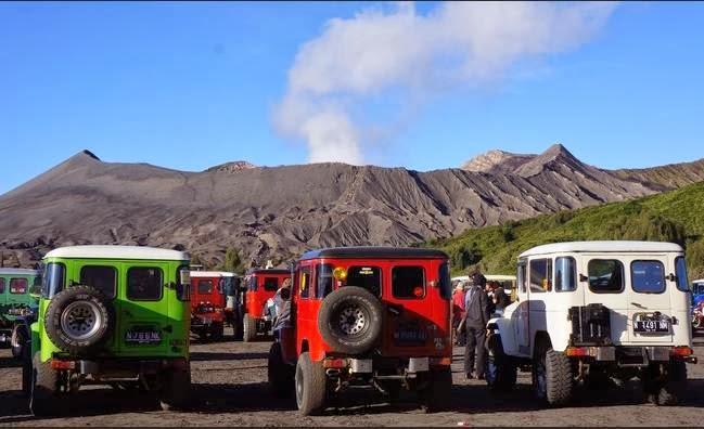 Daya Tarik Wisata Gunung Bromo Malang Jawa Timur