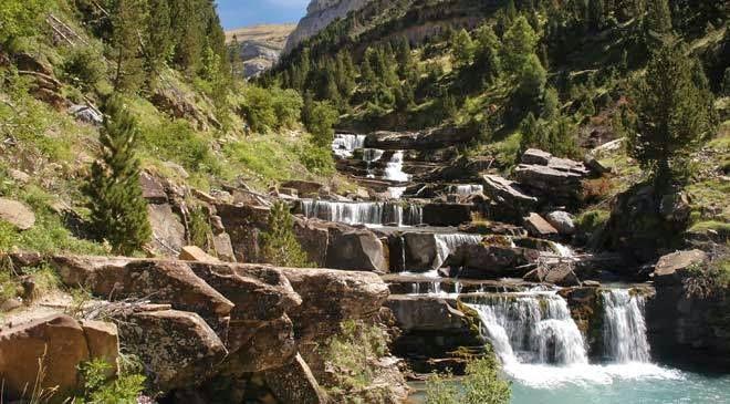 El Parque Nacional de Ordesa y el Monte Perdido