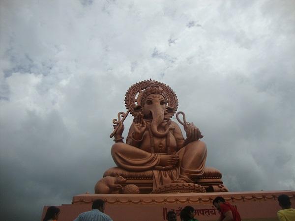 Birla Ganpati near Pune