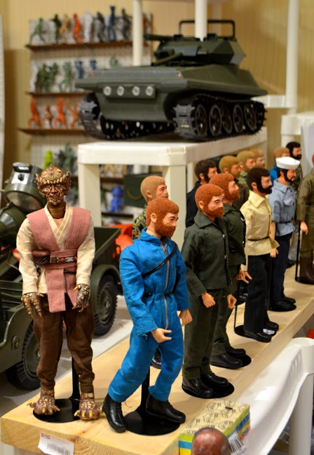 JoeLanta Toy Convention 2014