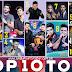 TOP 10 CALYPSO E HENRIQUE E JULIANO REINA COM 2 MUSICAS E LUAN SANTANA CAI DE POSIÇÃO CONFIRA