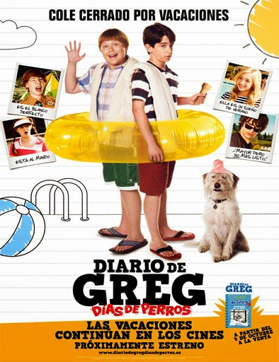 Ver Diary Of A Wimpy Kid: Dog Days (2012) Online