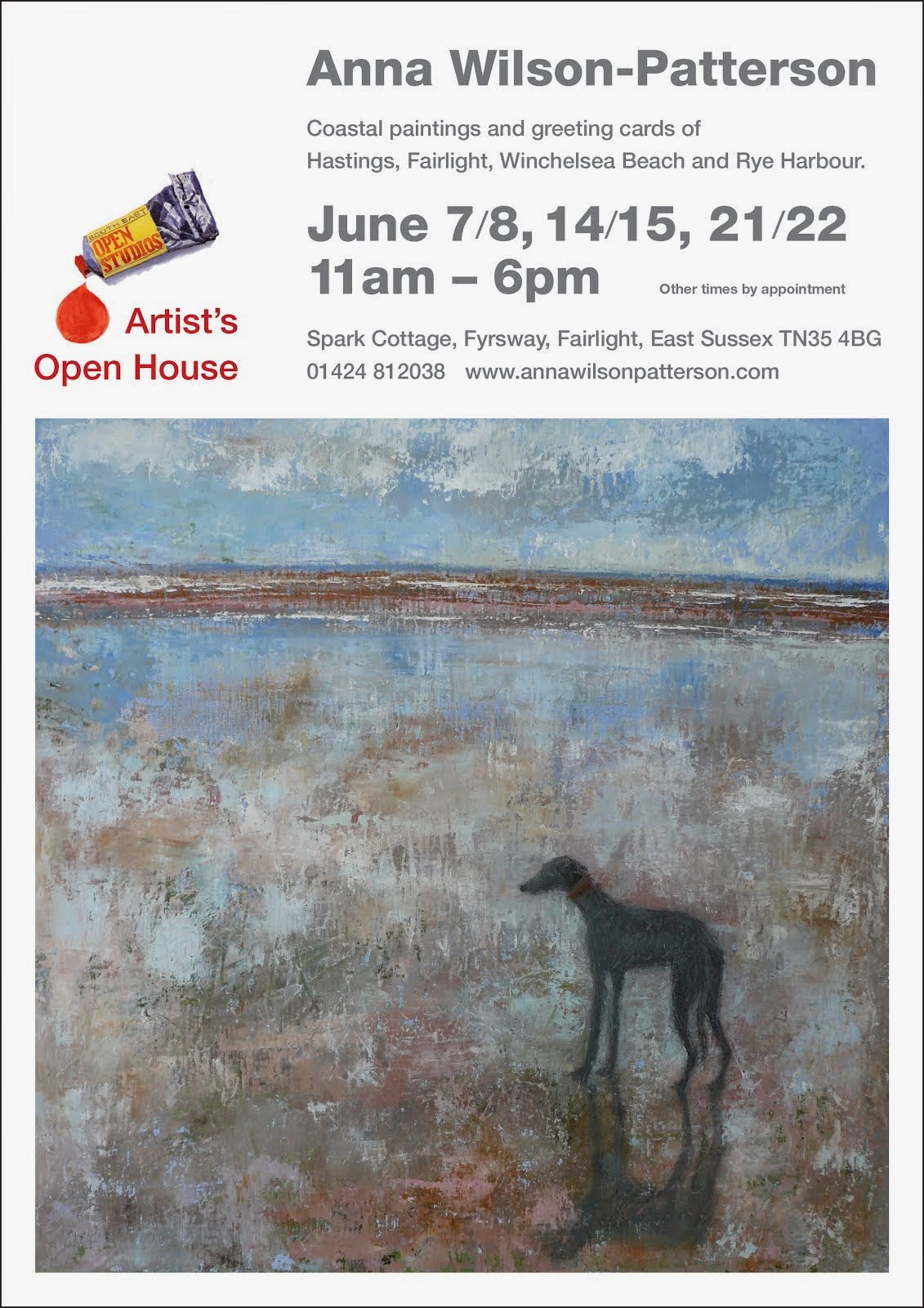 South East Open Studio June 2014