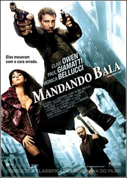 Download - Mandando Bala DVDRip AVI + RMVB Dublado