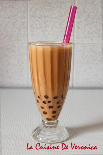 珍珠奶茶 自製黑糖珍珠粉圓
