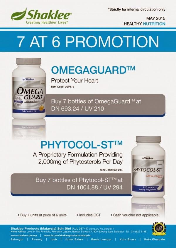promosi minyak ikan omega guard