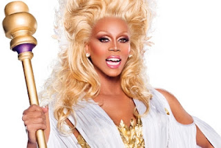 RuPaul as Athena