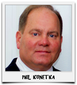 PHIL KUNETKA - CLICK ON THE PHOTO TO VIEW THIS BULLETIN