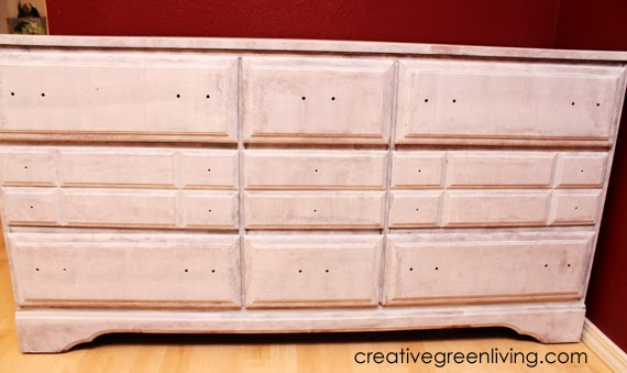 How I Transformed a Curbside Dresser into an Elegant Sideboard ...