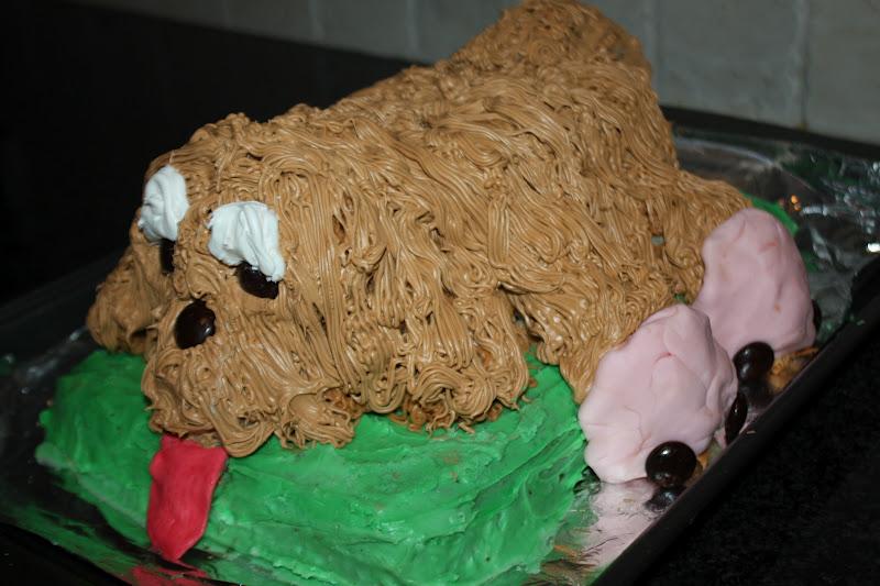 Wilton Puppy Dog Cake Pan