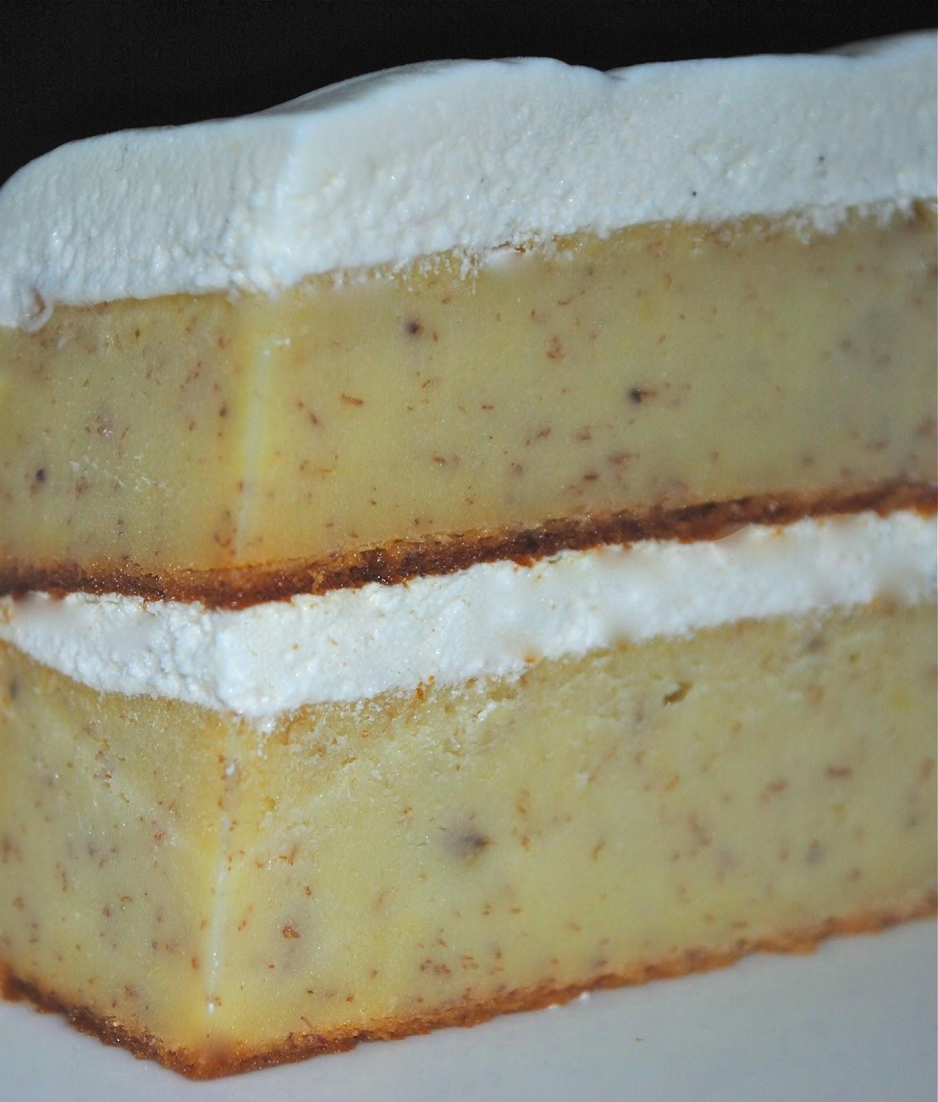 Yellow Cake Mix Bananas Sour Cream