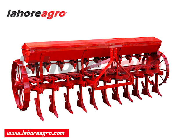 Seed Drill, Seed Planter, Implement
