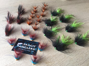 Flies for salmon, steelhead and sea trout