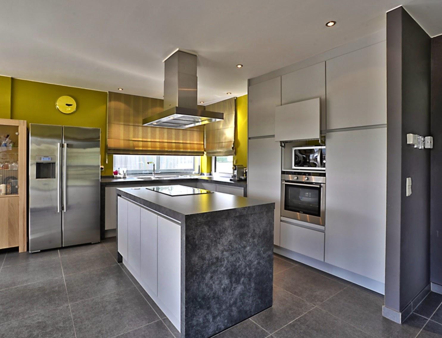 Realisatie Interieur Moderne Keukens