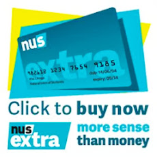 Buy a NUS Extra Card & start saving