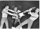 Foto de la formación de 1984: