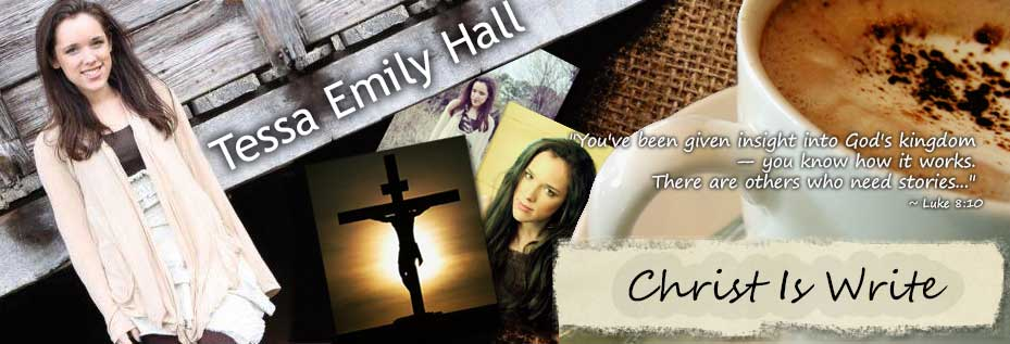 Christ is Write - Tessa Emily Hall