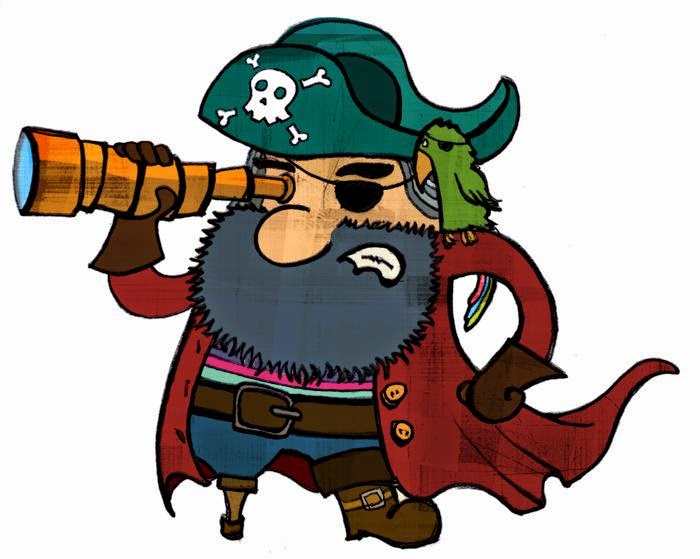la nau pirata