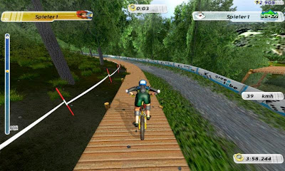 Game Downhill Bike For Android Terbaru
