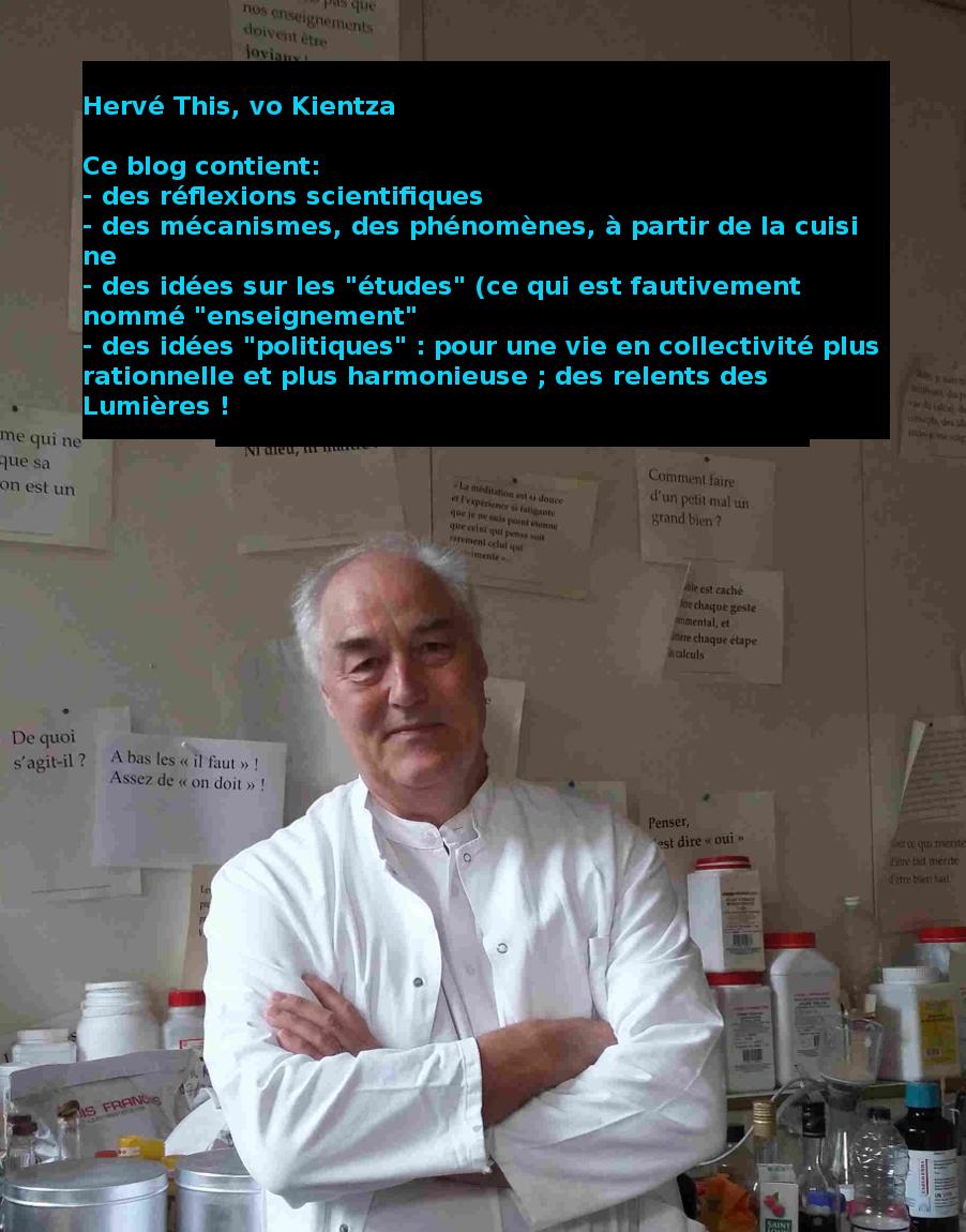 Hervé This, vo Kientza