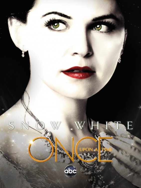 Once Upon a Time Snow White poster