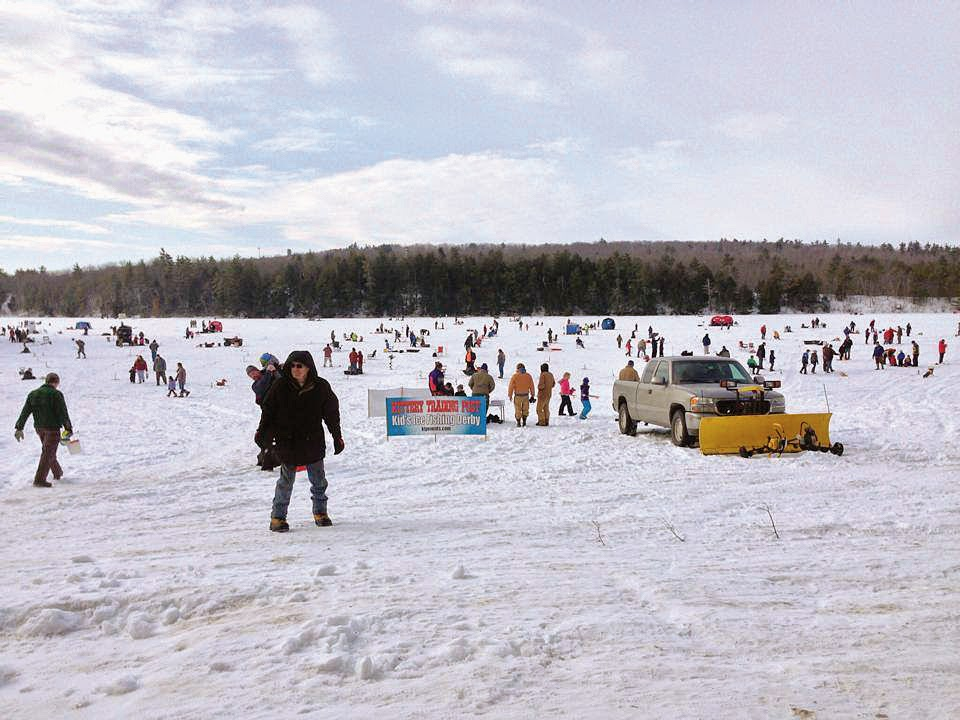 Ice fishing derby game the best fish 2018 for 94 fm the fish