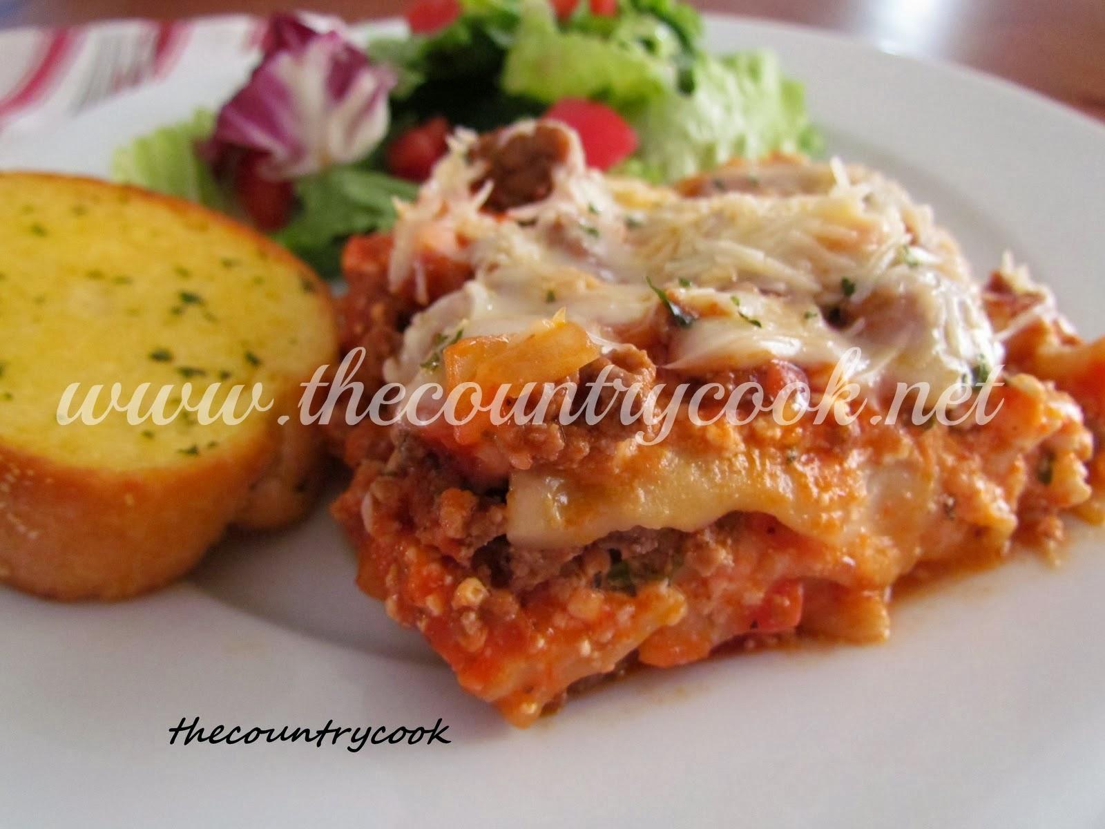 Couponing 4 You Crockpot Lasagna
