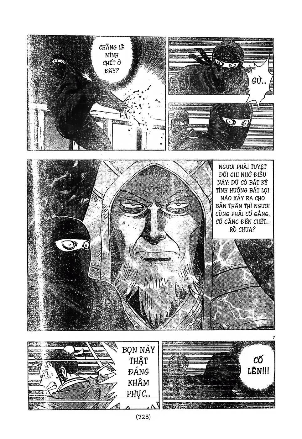 Hoàng Phi Hồng Phần 4 chap 82 Trang 8