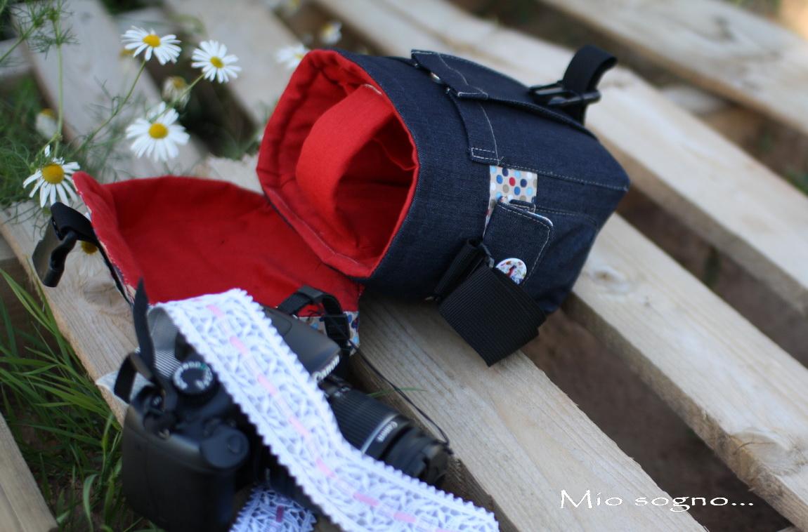 Как сделать чехол фотоаппарата