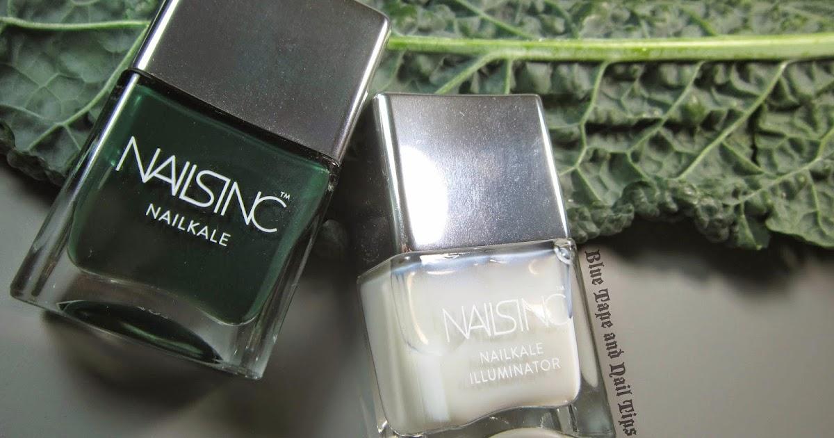 Nails inc nailkale illuminator review