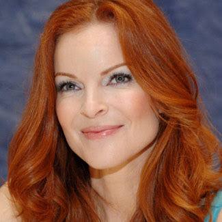 Marcia Cross on Melrose Place