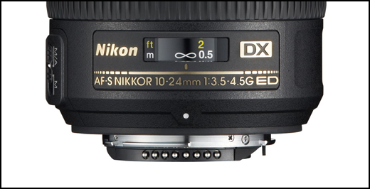 how to change aperture setting on nikon