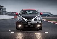 Alfa Romeo MiTo Quadrifoglio Verde SBK Limited Edition (2013) Front